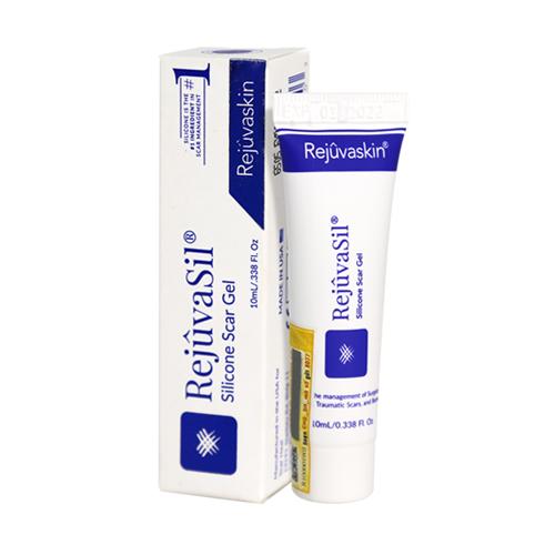 Gel điều trị sẹo Scar Rejuvsil giúp đánh bay sẹo lồi, sẹo phì đại