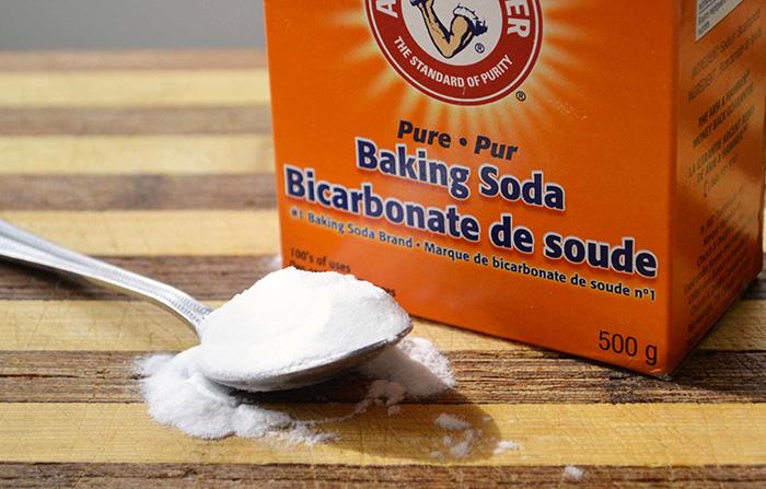 baking soda cách trị sẹo lồi hiệu quả trong các cách trị sẹo lồi lâu năm hiệu quả bằng phương pháp đơn giản