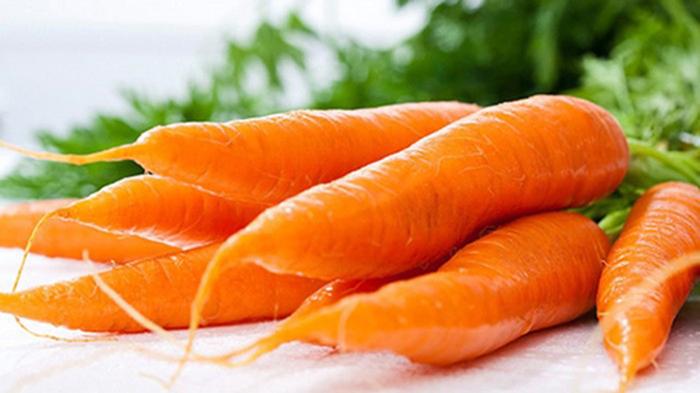 Cà rốt điều trị sẹo thâm một cách hiệu quả