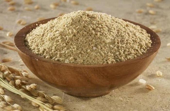 Trị sẹo thủy đậu bằng bột cám gạo