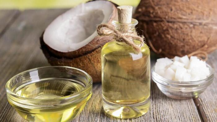 Trị sẹo thủy đậu bằng dầu dừa