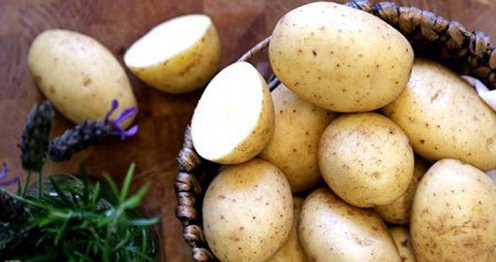 Trị sẹo thủy đậu bằng khoai tây