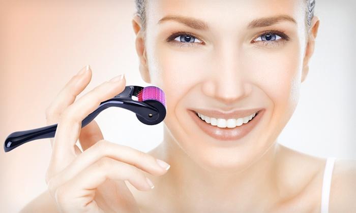 Sử dụng phương pháp lăn kim điều trị sẹo lõm