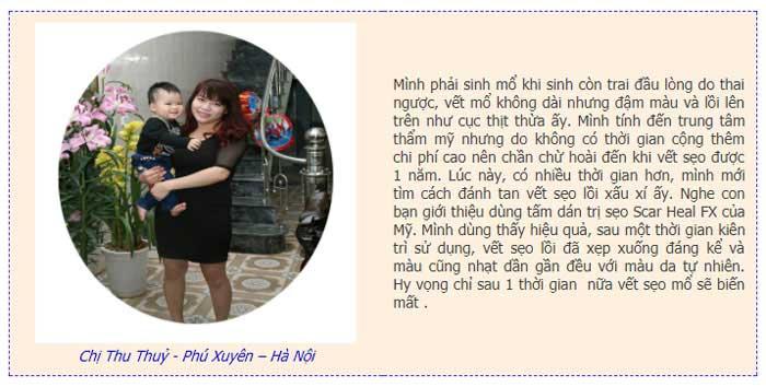 Khong chi nguoi tieu dung nuoc ngoai ma khach hang Viet Nam cung yeu thich su dung
