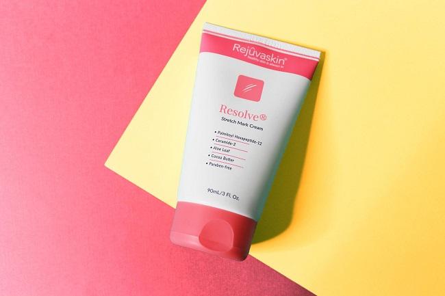 Kem phòng ngừa và trị rạn da Rejuvaskin Stretch Mark Cream bán chạy số 1 tại Mỹ
