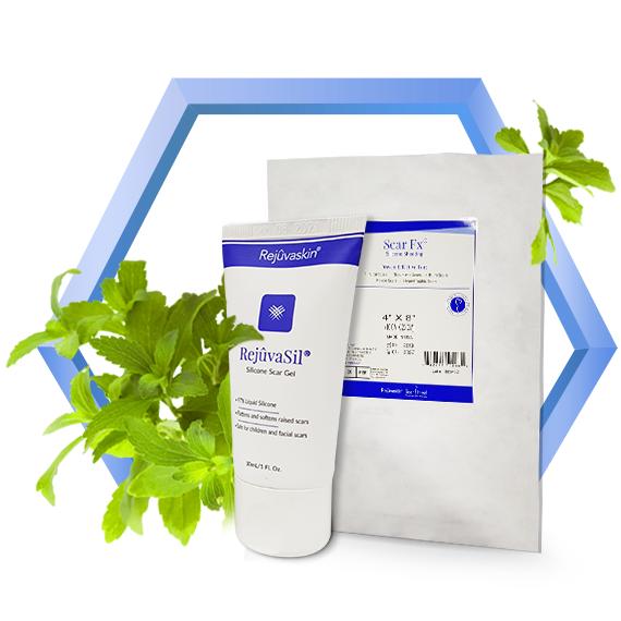 Sử dụng bộ đôi gel và miếng dán để đạt hiệu quả trị sẹo lồi nhanh nhất