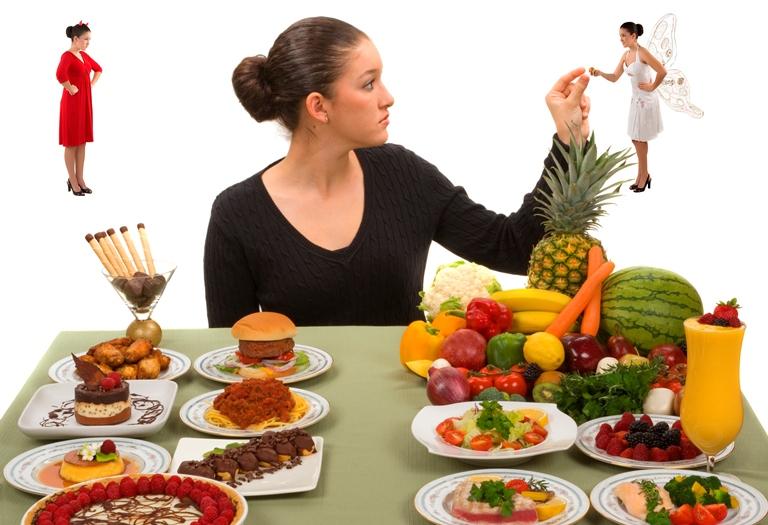 Bạn cần có cho riêng mình một chế độ ăn uống lành mạnh