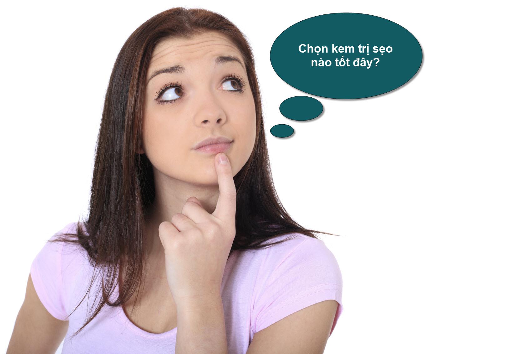 Kem trị sẹo nào tốt và hiệu quả hiện nay?